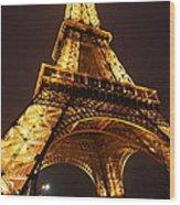 Eiffel Tower - Paris France - 011314 Wood Print by DC Photographer