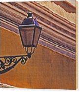 El Farol Wood Print