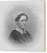 Eliza Mccardle Johnson (1810-1876) Wood Print