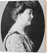 Ellen Louise Axson Wilson (1860-1914) Wood Print