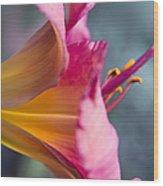Enchanting Florals Wood Print