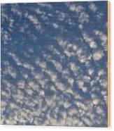 English Sky Wood Print