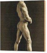 Eugen Sandow Wood Print