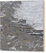 Everest - Khumbu Icefall, Nepal Wood Print