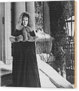 Experiment Perilous, Hedy Lamarr, 1944 Wood Print