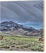 Farrington Ranch 2 Wood Print