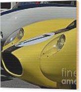 Ferrari Testerosa Wood Print