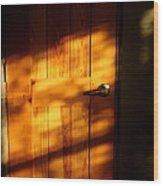 Film Noir Fritz Lang Michael Redgrave Secret Beyond The Door 1948 2 Casa Grande Arizona 2004 Wood Print