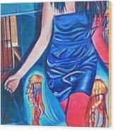 Sting-300 Wood Print