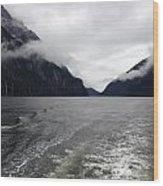 Fiordlands Wood Print
