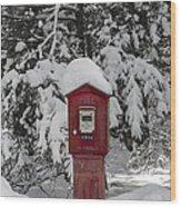 Firebox 6334 Wood Print
