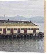 Fort Mason San Francisco Wood Print