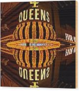 Four Queens 2 Wood Print