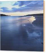 Gairloch Big Sand Beach Scotland Wood Print