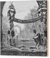 Garfield Funeral, 1881 Wood Print