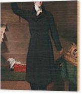 George Canning (1770-1827) Wood Print
