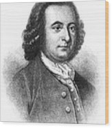 George Mason (1725-1792) Wood Print