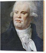 Georges-jacques Danton (1759-1794) Wood Print