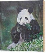 Giant Panda 1 Wood Print
