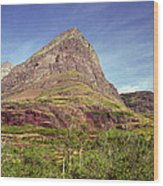 Glacier National Park 1 Wood Print