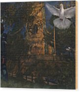Goatswood Cathedral Wood Print