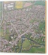Godmanchester Wood Print