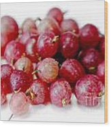 Gooseberries Wood Print