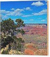 Grand Canyon - South Rim Wood Print