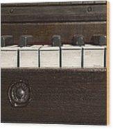 Grand Pianoforte Wood Print