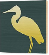 Great Egret 3 Wood Print