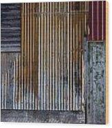 Grytviken Wood Print