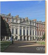 Hampton Court Palace England Wood Print