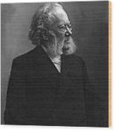Henrik Ibsen Wood Print