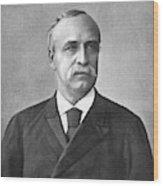Henry Villard (1835-1900) Wood Print