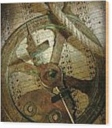 Historical Navigation Wood Print
