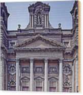 Holy Trinity Church - Chicago Wood Print