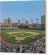 D24w-299 Huntington Park Photo Wood Print