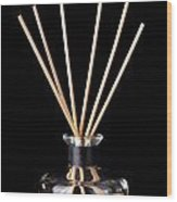 Incense Sticks Wood Print