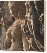 India. Ellora. Ellora Caves. Ellora Wood Print