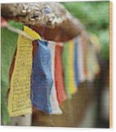 India, Ladakh, Alchi, Colorful Buddhist Wood Print