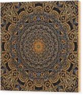 India Wood Print