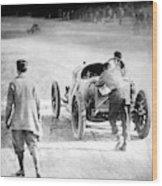 Indianapolis 500, 1912 Wood Print
