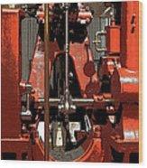 Industry Wood Print