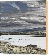 Irish Landscape Wood Print