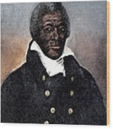 James Armistead Lafayette Wood Print