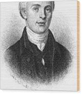 James Mchenry (1753-1816) Wood Print