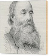 James Prescott Joule (1818-1889) Wood Print
