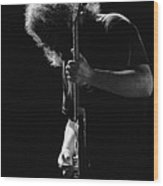 Jerry Sillow Wood Print