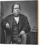 John Bright (1811-1889) Wood Print