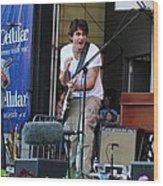 John Mayer And Robbie Mcintosh  Taste Of Chicago Wood Print